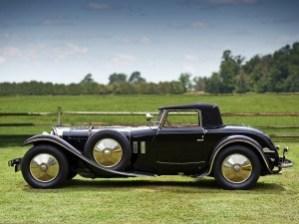 Mercedes 26-120-180 S-TypeSaoutchik Roadster 1928 net