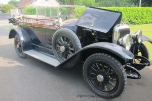 Panhard-Levassor-X33-14-300x200 Panhard Levassor X33 de 1922 Divers Voitures françaises avant-guerre