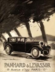 Panhard Pub Omnia - 1926-1927