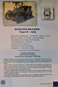 Richard Brasier Type H 1903 1