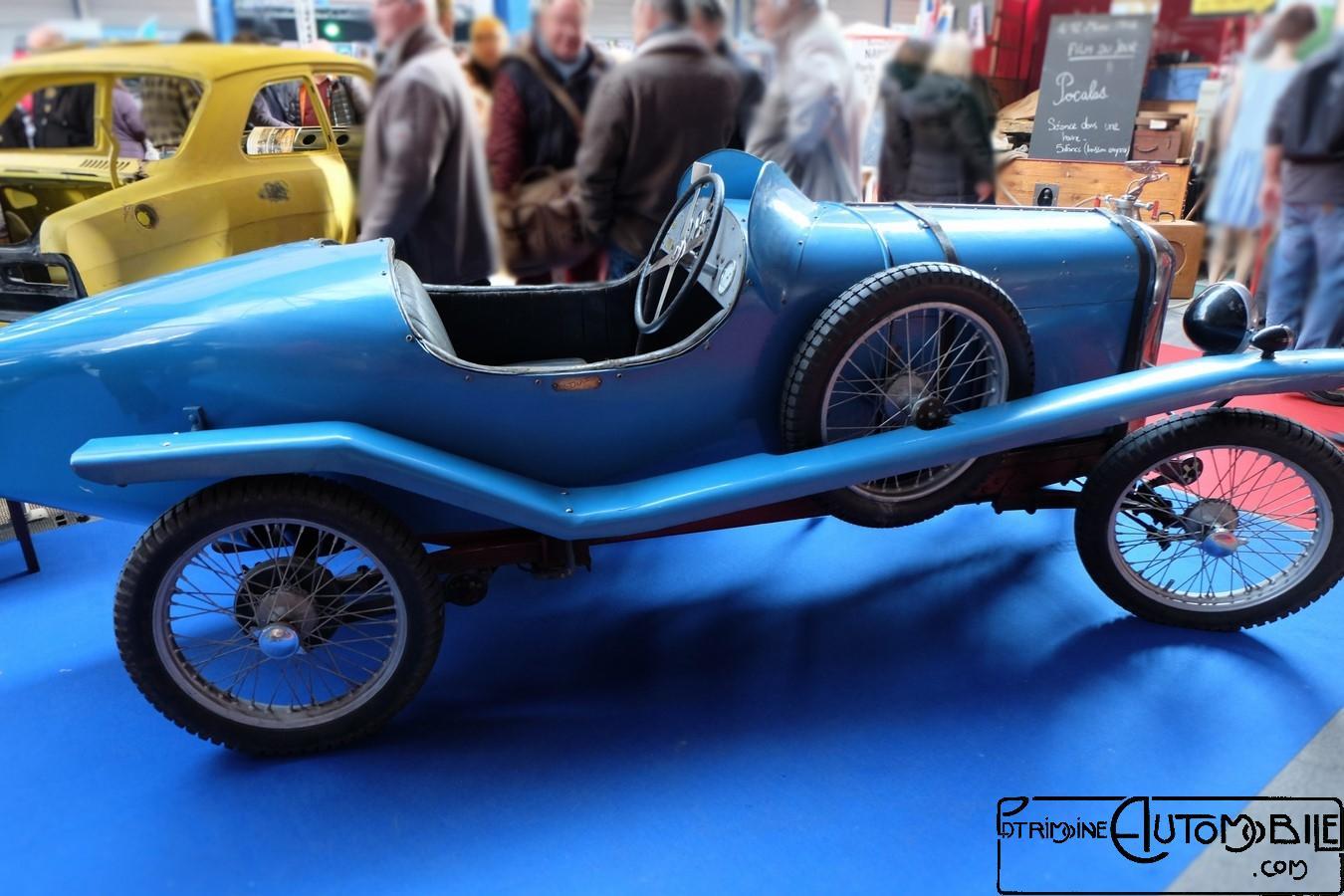 amilcar cv de 1922  un beau cyclecar