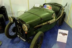 "Austin-seven-ulster-1930-2-300x200 Austin 7 (seven) ""Ulster"" de 1930 Cyclecar / Grand-Sport / Bitza Divers Voitures étrangères avant guerre"