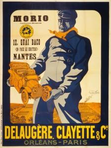affiche delaugère et clayette
