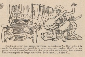 journal Le Rire 1907 3 Lorraine Dietrich