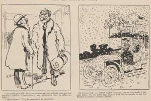 journal Le Rire 1907 Lorraine Dietrich
