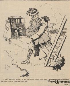 """journal-Le-Rire-1907-8-244x300 """"Rions un peu"""" avec Lorraine Dietrich Rions un peu"""