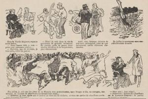 journal Le Rire 1908 1 Lorraine Dietrich
