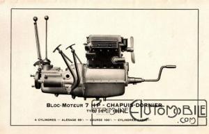 1100-cm3-Chapuis-Dornier-300x193 Comment devenir constructeur automobile (d'avant-guerre)? Autre Divers Voitures françaises avant-guerre