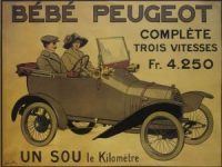 """BB-Peugeot-300x225 Bugatti """"Brescia"""" (type 13) dans L'Automobiliste (de 1967) Divers Voitures françaises avant-guerre"""