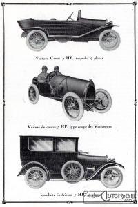 """Bugatti-Brescia-dans-Lautomobiliste-n3-1967-10-200x300 Bugatti """"Brescia"""" (type 13) dans L'Automobiliste (de 1967) Divers Voitures françaises avant-guerre"""