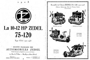 Donnet Zdel type CI 6 1922-1923