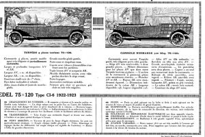 Donnet-Zdel-type-CI-6-1922-1923-3-300x200 Zedel Type CI-6 Torpédo de 1923 Divers Voitures françaises avant-guerre