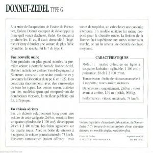 Donnet-Zedel Type G 2