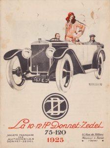 Donnet-Zedel-dépliant-CI-6-1925-1-224x300 Donnet-Zedel CI-6 Berline de 1925 Divers Voitures françaises avant-guerre