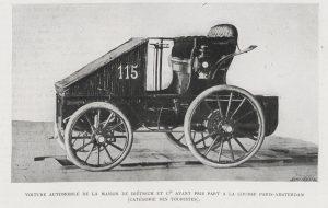 Le Sport universel illustré 1898 3 De Dietrich A. Bollée
