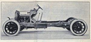 Le génie Civil 03-11-1923, Lorraine Dietrich, la 15 cv châssis 1