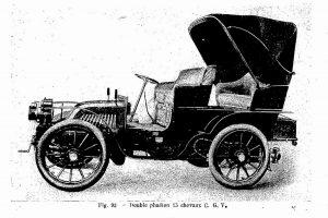 Manuel pratique d'automobilisme 1905 CGV 10