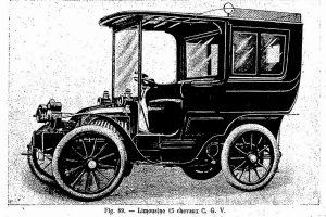 Manuel pratique d'automobilisme 1905 CGV 8