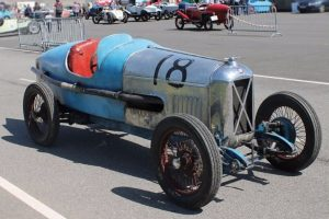 SALMSON San Sebastian Grand Prix Châssis n° 616 Ex Decaroli Compresseur 1930 (13)