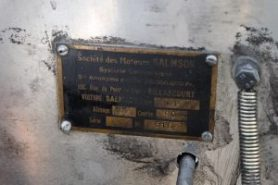 SALMSON San Sebastian Grand Prix Châssis n° 616 Ex Decaroli Compresseur 1930 (7)