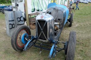 SALMSON San Sebastian Grand Prix Châssis n° 616 Ex Decaroli Compresseur 1930 (9)