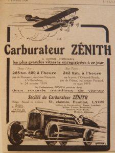 carbu zenith