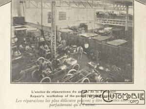 la-vie-au-grand-air-1906-1-3-300x225 Rochet-Schneider Type 9300 de 1909 Divers Voitures françaises avant-guerre