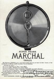 marchal-phares-207x300 Comment devenir constructeur automobile (d'avant-guerre)? Autre Divers Voitures françaises avant-guerre
