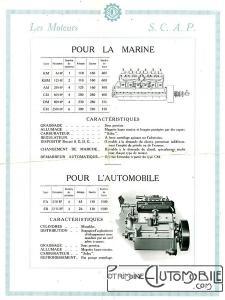 scap-moteur-225x300 Comment devenir constructeur automobile (d'avant-guerre)? Autre Divers Voitures françaises avant-guerre