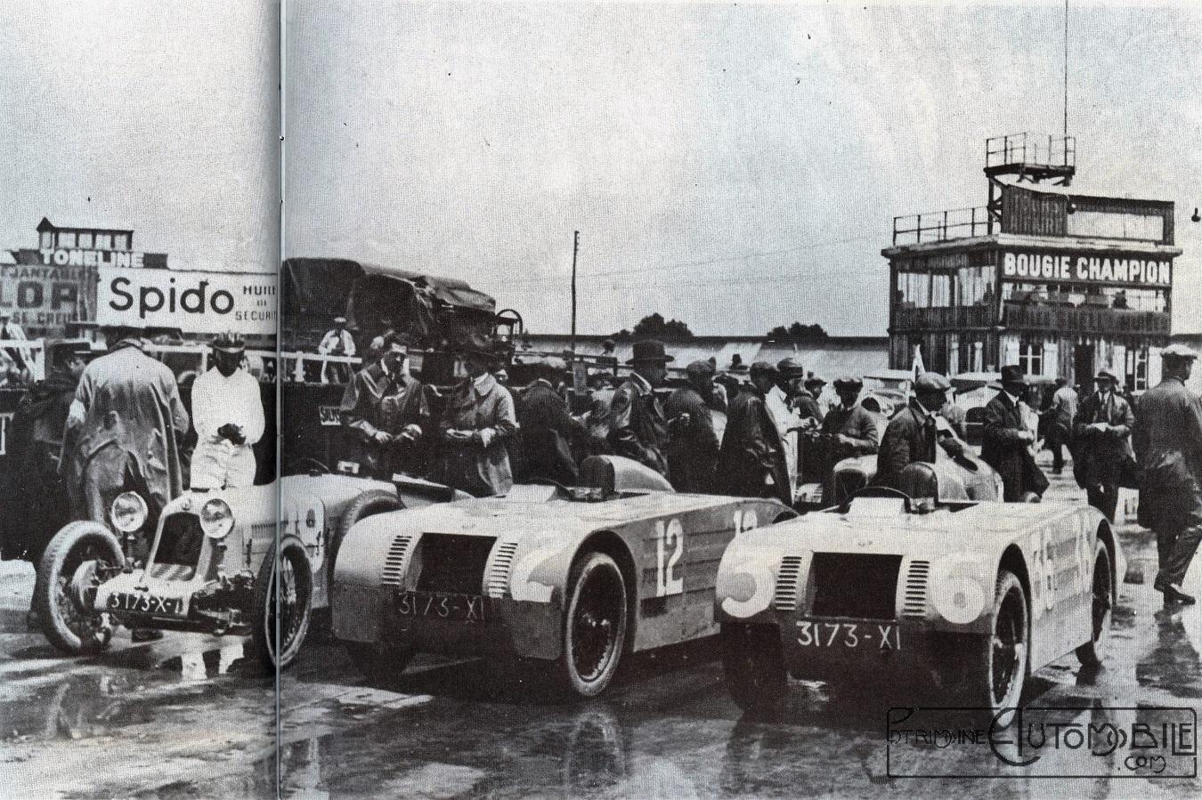 lombard 1927