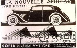 amilcar-pegase-pub-300x187 Amilcar Pégase Divers Voitures françaises avant-guerre
