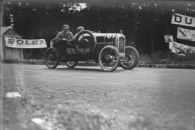 Benjamin 21-5-1923, Bol d'or, Mme Gouraud Morriss sur Benjamin cyclecar, Saint-Germain-en-Laye, circuit des Loges 2