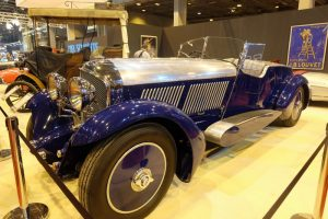 Bentley 6,5L Barker 1928 (1)