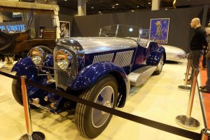 Bentley 6,5L Barker 1928 (3)