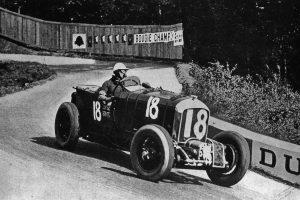Bentley Blower. 4,5L Sir Henry Birkin 1930 Grand Prix de France