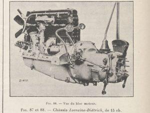 LD Le génie Civil 30101926 moteur