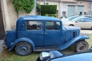 """Rosalie-Citroën-10AL-1933-31-300x200 Rosalie 10 AL de 1933 """"sortie de grange"""" A Vendre Voitures françaises avant-guerre"""