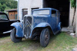 """Rosalie-Citroën-10AL-1933-38-300x200 Rosalie 10 AL de 1933 """"sortie de grange"""" A Vendre Voitures françaises avant-guerre"""