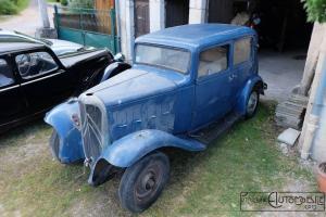 """Rosalie-Citroën-10AL-1933-45-300x200 Rosalie 10 AL de 1933 """"sortie de grange"""" A Vendre Voitures françaises avant-guerre"""