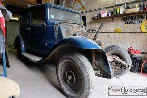 """Rosalie-Citroën-10AL-1933-6-300x200 Rosalie 10 AL de 1933 """"sortie de grange"""" A Vendre Voitures françaises avant-guerre"""