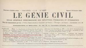 genie civil 30101926