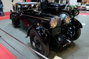 Aston Martin 1500 de 1930 2
