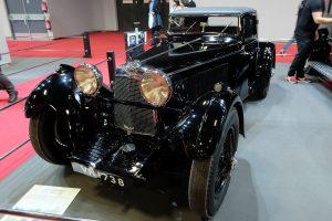 Aston-Martin-1500-de-1930-3-300x200 Aston Martin 1500 cc Coupé de 1930 Cyclecar / Grand-Sport / Bitza Divers Voitures étrangères avant guerre