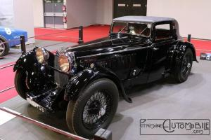 Aston-Martin-Headlam-Coupé-1500-1930-retromobile-2016-une-femme-une-collection-300x200 Aston Martin 1500 cc Coupé de 1930 Cyclecar / Grand-Sport / Bitza Divers Voitures étrangères avant guerre