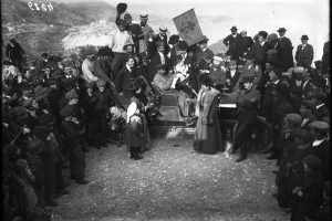 Lorraine-Dietrich de Paul Meyan, la montée de Monaco à La Turbie, le 10 avril 1908 5