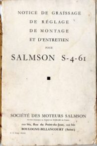 Salmson-S4-61-notice-dentretien-2-200x300 Salmson S-4-61, notice... Salmson