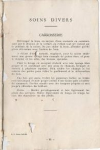 Salmson S4-61 notice d'entretien (34)