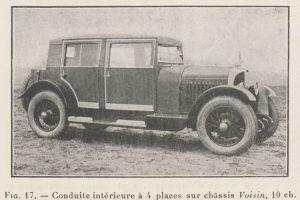 voisin c7, le génie civil du 05-12-1925 2