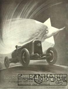 "16406972_1242921282410849_7568242359076341525_n-232x300 Panhard Levassor ""Record"" 1922 Cyclecar / Grand-Sport / Bitza Divers Voitures françaises avant-guerre"