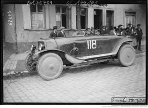 """27-7-22-grand-prix-de-Boulogne-Louis-Rigal-sur-Panhard-Levassor-1er-touristes-3-litres-300x220 Panhard Levassor """"Record"""" 1922 Cyclecar / Grand-Sport / Bitza Divers Voitures françaises avant-guerre"""